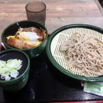 ゆで太郎 - 日替わり得セット550円