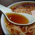仙台屋食堂 - スープ