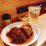 博多のおでん - 料理写真:ばくだん&しらたきしゃんでシュワシュワたい!!