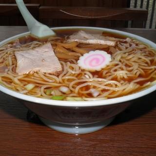 仙台屋食堂 - 料理写真:中華そば 600円