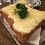 ロッセ - チーズトースト