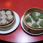 榮林 - 点心2種