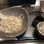 和み - おいかけ(十割蕎麦¥500) 2018/09/15(土)訪問