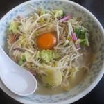ニュー長田屋 - 特製チャンポン770円