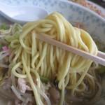 ニュー長田屋 - チャンポン麺