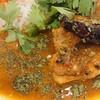 メガネカリー - 料理写真:ルーはスパイスの旨味たっぷりで美味しいです♪