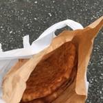 パクカレーレストラン - 丸いナンは持ち帰りで購入