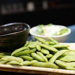 大阪家 - 枝豆