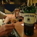 メインモルト - ◆ JAMESON CASKMATES (ジムソン カスクモルツ)コーヒー樽で熟成させたアイリッシュウイスキー