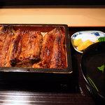 梅本 - 料理写真:うな重(上)