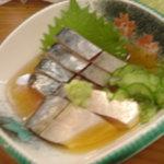 第二力酒蔵 - しめ鯖☆700円