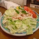 第二力酒蔵 - カニサラダ☆700円