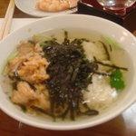 第二力酒蔵 - 鮭茶漬け☆500円