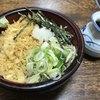 狐狸庵 - 料理写真:冷やしたぬき