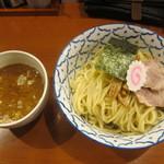 92764195 - つけ麺(中盛)