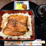 うなぎ家 - 料理写真: