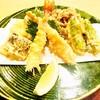 十割蕎麦  馥 - 料理写真:天ぷら盛り合わせ