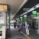 すゑひろ - 天王寺駅前商店街。