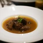 シターラ - 野生仔鹿肉のスープカレー
