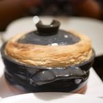 シターラ - アミガサダケのカレー
