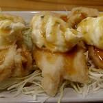 亀吉克ちゃん - 料理写真:晩酌セットの亀チキ南蛮