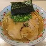 福和うち - 料理写真:セットメニュー ¥650 の中華そば(しょうゆ)