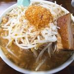 豚男爵 - 豚太麺(750円)