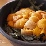 柿崎商店  - 赤ウニ丼