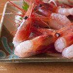 柿崎商店  - えび刺身