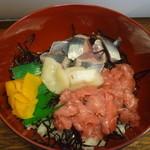 新浜食堂 - 海鮮丼