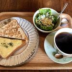 ケーキとコーヒーのお店 木音 - 料理写真: