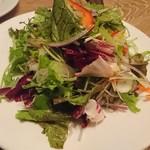 92773689 - 森崎農園野菜のグリーンサラダ