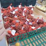 横瀬農産物直売所 アグリマルシェよこぜ - 料理写真:蒸散している栗