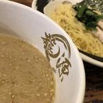 北海道らーめん 龍源 - 塩つけ麺【期間限定】