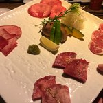 壱牛 - タン食べ比べ5種 2,680円