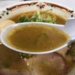 狼スープ - 味噌スープ