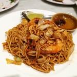 シンガポール 海南鶏飯 - ミーゴレン