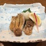 和食居酒屋 旬門 - 鳥取地鶏ピヨの炙り焼き