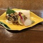 和食居酒屋 旬門 - 鰻の白焼き
