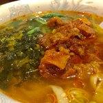 劉の店 - 台湾牛肉麺  980円