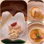 山乃薫 - どれもお上品な味付けで好みの味でした。