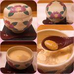 山乃薫 - 茶碗蒸し【お昼のおすすめコース】