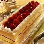 ソマーハウス - 苺のショートケーキ
