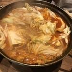 92788580 - ホルモン鍋