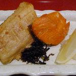 9279550 - 焼き魚2品の定食