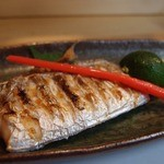 ゆうすげ - 太刀魚塩焼き