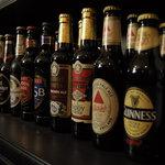 バー ジュラ - 世界のビールがズラリpart.1