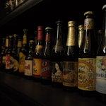 バー ジュラ - 世界のビールがズラリpart.2
