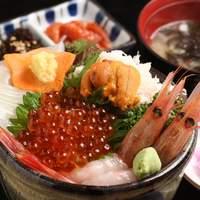 すずや食堂 - 函館で美味しい海産物をお探しなら、すずや食堂で決まり!