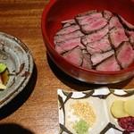 92791286 - 和牛ひつまぶし 2000円(税込)